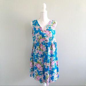 NWT Jojo Maman Bebe Floral Maternity Dress